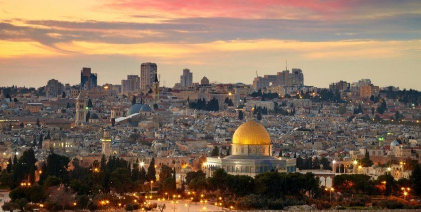 מחזור בירושלים